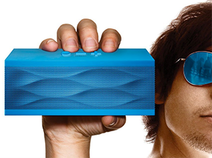 September's Contest: Win a Jawbone Jambox Speaker!